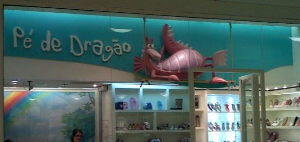 Dragon shop